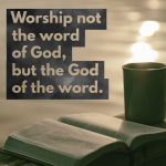 God of The Word
